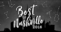 Best of Nashville 2016 Logo