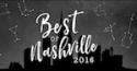 Best of Nashville 2016 Logo