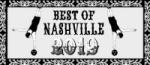 Best of Nashville 2019 Logo